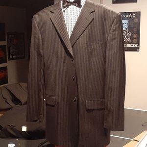 NWOT Men Suit  by Jones New York. 48L